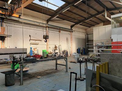 Nave industrial de 400 m2 en venda en Castellar V.