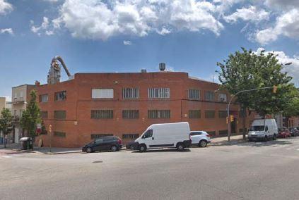 Edifici Industrial de 1.856 m2 a Sabadell
