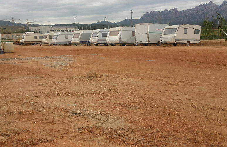 Solar en Hostalets de Pierola de 25.000 m2