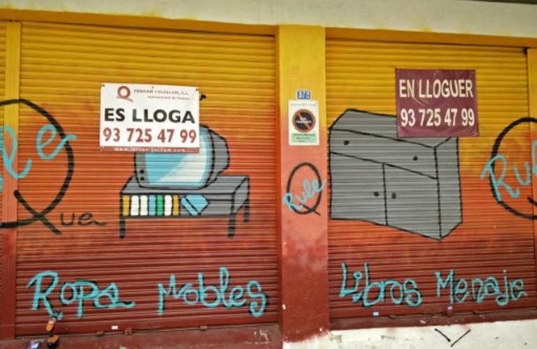 Local en Sabadell de 236 m2
